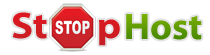 StopHost.it logo